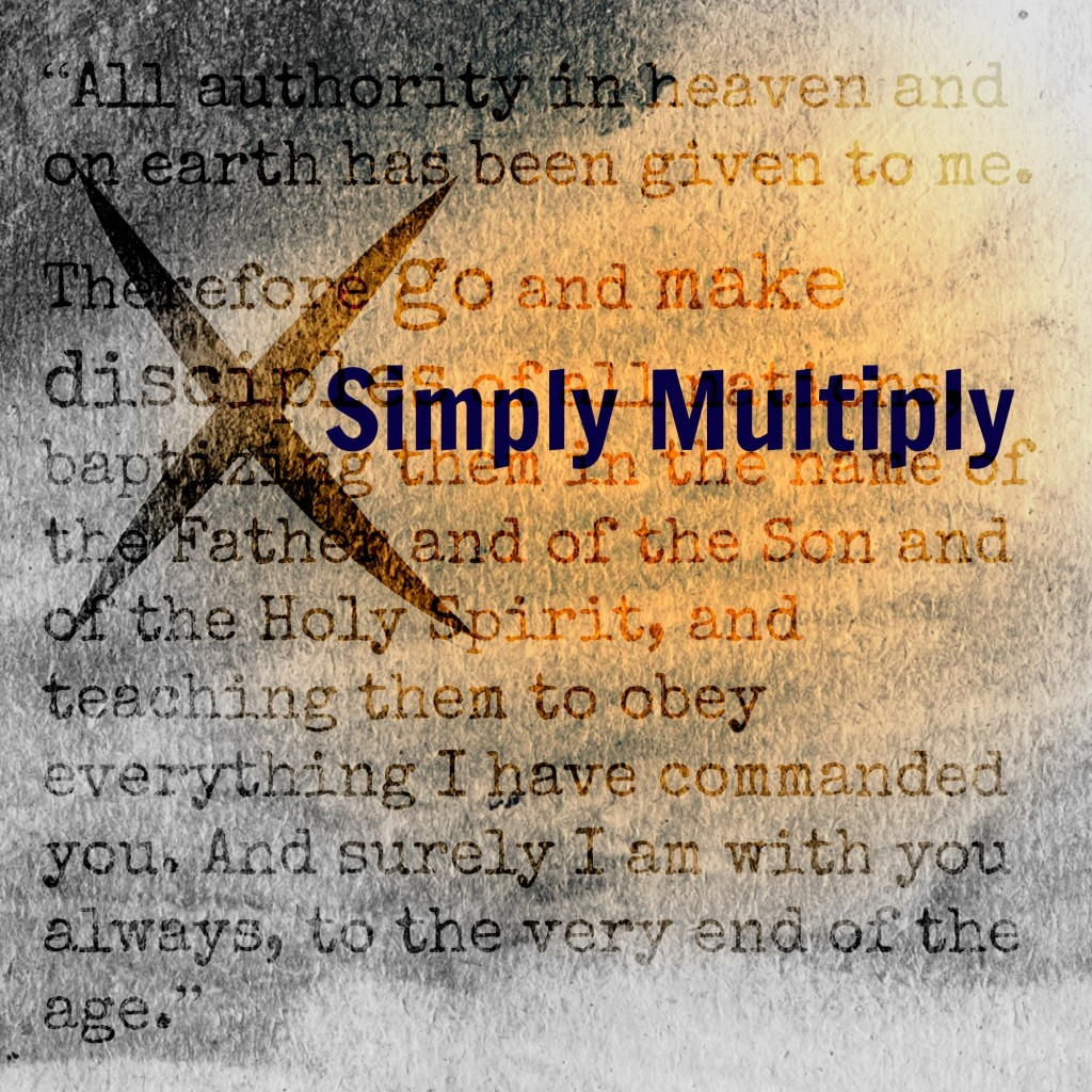Simply Multiply BW Yellow